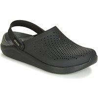 Crocs  LITERIDE CLOG  women's Clogs (Shoes) in Black