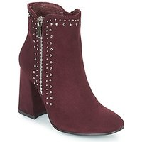 Xti  COUIASA  women's Low Ankle Boots in Red