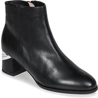 Mellow Yellow  ECLAIRI  women's Low Ankle Boots in Black