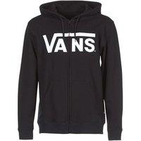 Vans  VANS CLASSIC ZIP HOODIE  men's Sweatshirt in Black