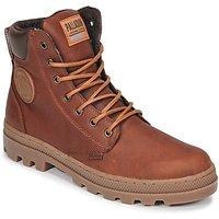 Palladium  PALLABOSSE SC WP  men's Mid Boots in Brown