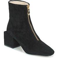 Miss L'Fire  JUNE  women's Low Ankle Boots in Black