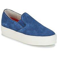 Skechers  UPLIFT  women's Slip-ons (Shoes) in Blue