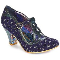 Irregular Choice  Nicely Done  women's Court Shoes in Blue