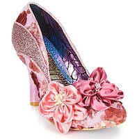 Irregular Choice  PEACH MELBA  women's Court Shoes in Pink