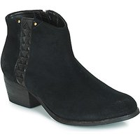 Clarks  MAYPEARL FAWN  women's Low Ankle Boots in Black