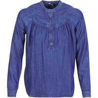 Pepe jeans  ALICIA  womens Blouse in Blue