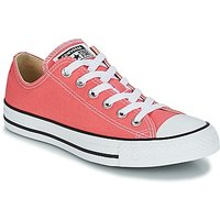 Converse  CHUCK TAYLOR ALL STAR OX  womens Shoes (Trainers) in Orange