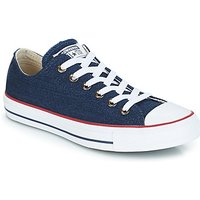Converse All Star Denim Ox Shoes (trainers) In Multicolour