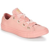 Converse All Star Big Eyelets Ox Shoes (trainers) In Pink