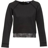 Brigitte Bardot  AMELIE  women's Sweatshirt in Black