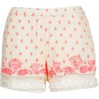 Brigitte Bardot  ANGELINE  women's Shorts in White