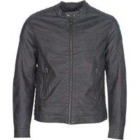 Esprit  VENI  men's Leather jacket in Black