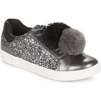 Geox  J DJROCK GIRL  girls's Children's Shoes (Trainers) in Grey