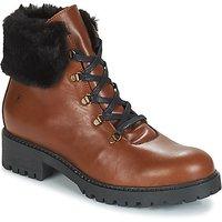 Casual Attitude  JENO  women's Mid Boots in Brown