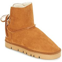 Casual Attitude  JICOTINA  women's Mid Boots in Beige