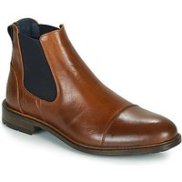 Casual Attitude  JANDY  men's Mid Boots in Brown