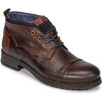 Casual Attitude  JABILON  men's Mid Boots in Brown