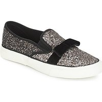 André  MAGGIE  women's Slip-ons (Shoes) in Silver
