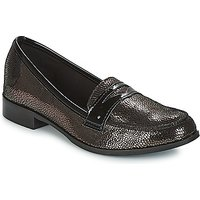André  JUPITER  women's Loafers / Casual Shoes in Black