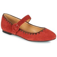 André  ALBOROZA  women's Shoes (Pumps / Ballerinas) in Red