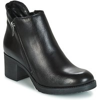 André  TURBULENT  women's Low Ankle Boots in Black