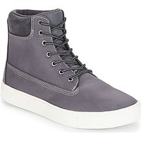 André  HUSSARD  women's Mid Boots in Grey