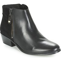 André  THAIS  women's Mid Boots in Black