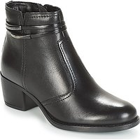 André  CALOTINE  women's Mid Boots in Black