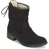 André  TELEX  women's Mid Boots in Black