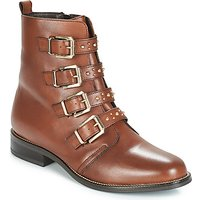 André  TODAY  women's Mid Boots in Brown