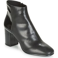 André  FEMINI  women's Low Ankle Boots in Black