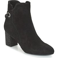 André  FILIE  women's Mid Boots in Black