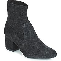André  FAROUCHE  women's Low Ankle Boots in Black
