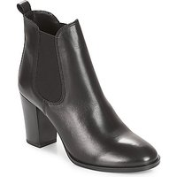 André  CLAFOUTI  women's Mid Boots in Black