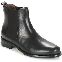 André  CARAMEL  women's Mid Boots in Black