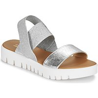 André  EMY  women's Sandals in Silver