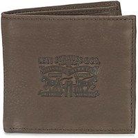 Levis  DENIM LINED  women's Purse wallet in Brown