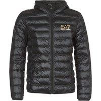 Emporio Armani EA7  TRAIN CORE ID M DOWN LIGHT  men's Jacket in Black