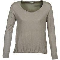 See U Soon  CARLY  women's Sweater in Brown