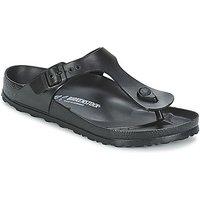 Birkenstock  GIZEH EVA  women's Flip flops / Sandals (Shoes) in Black