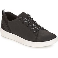 Clarks  Step Verve  women's Shoes (Trainers) in Black