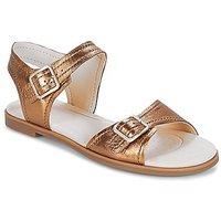 Clarks Bay Primrose Sandals In Gold