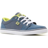 DC Shoes  DC Anvil ADBS300063-NVY  boys's Children's Shoes (Trainers) in Blue