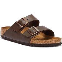 Birkenstock  Brown Arizona Birko-Flor Sandals  men's Mules / Casual Shoes in Brown