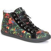 Love Moschino  JA15132G0KJE0000  women's Shoes (High-top Trainers) in Multicolour