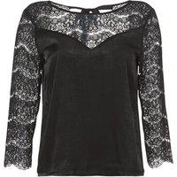 Betty London  JYRIAM  women's Blouse in Black