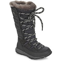 Sorel  CHILDRENS WHITNEY LACE  girlss Childrens Snow boots in Black