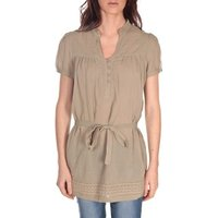 Vision De Reve  Tunique Claire 7090 Marron  womens Tunic dress in Brown