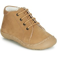 GBB  FREDDO  boyss Childrens Shoes (High-top Trainers) in Brown